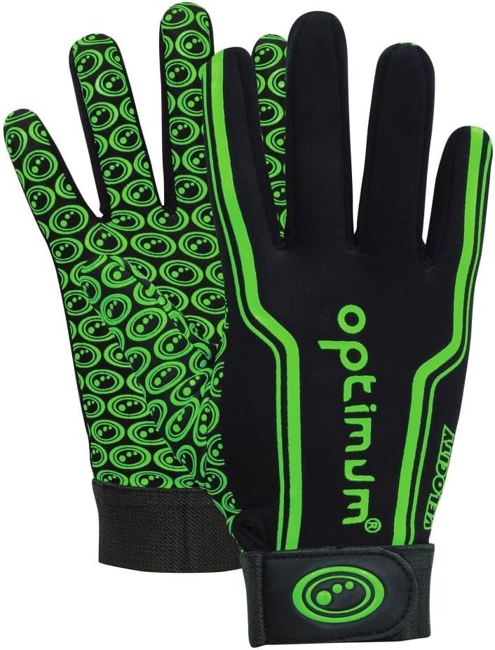 Optimum Velocity Rugby Gloves