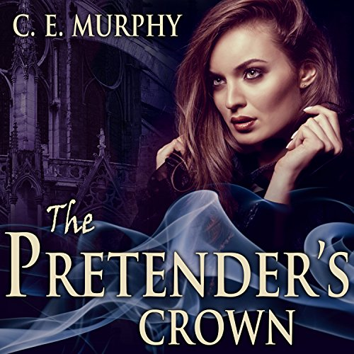 The Pretender's Crown audiobook cover art