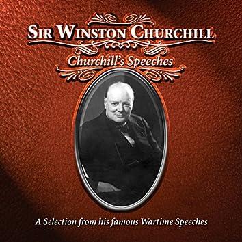 Churchill Speeches