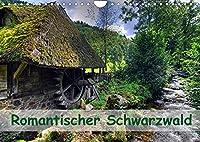 Romantischer Schwarzwald (Wandkalender 2022 DIN A4 quer): Einer der schoensten Flecke auf dieser Erde (Monatskalender, 14 Seiten )
