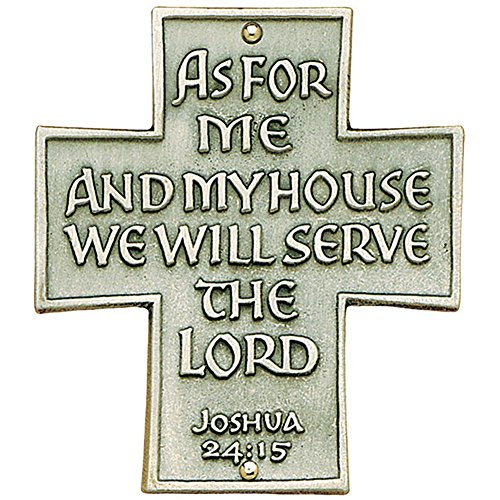 Terra Sancta Guild As For Me And My House We Will Serve The Lord - P-97