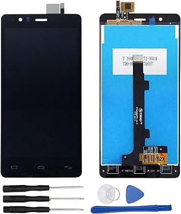 fc34eb271e0 soliocial Completa Pantalla LCD + Táctil Digitalizador for BQ Aquaris E5 4G  0982 TFT5K0982FPC-A2