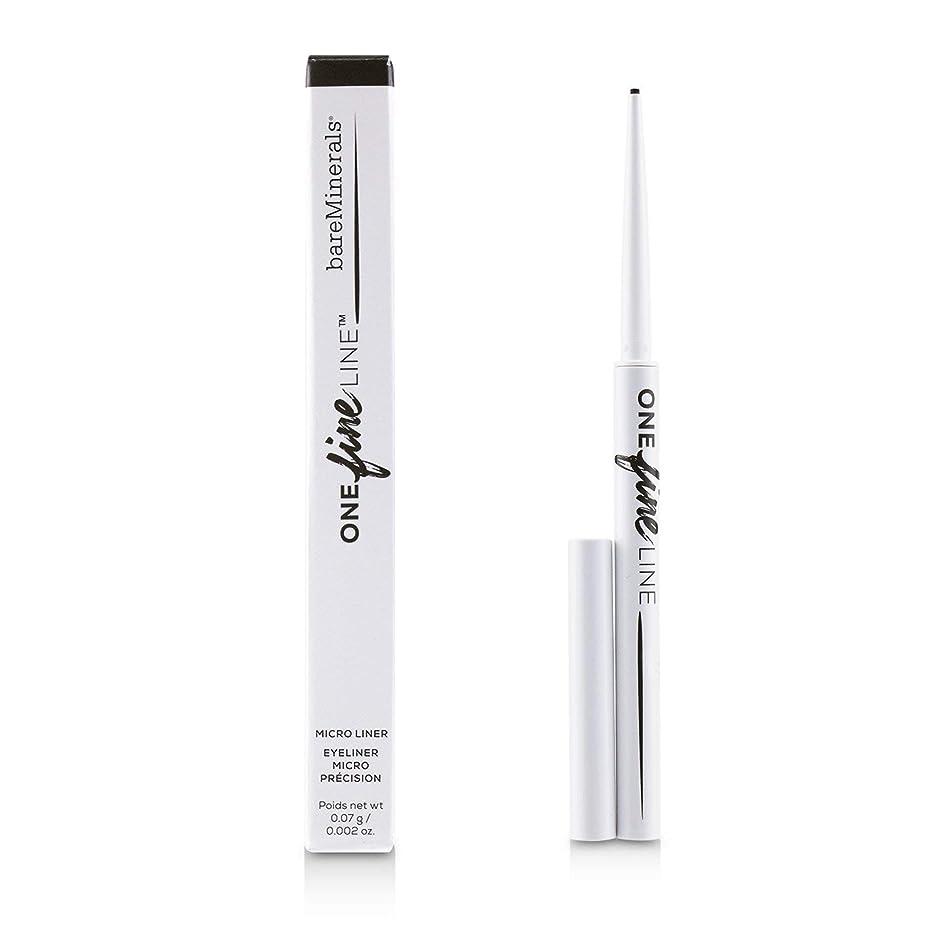 に勝るカスケードあごひげベアミネラル One Fine Line Micro Precision Eyeliner - # Accurate Espresso 0.07g/0.002oz並行輸入品