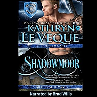 Shadowmoor audiobook cover art