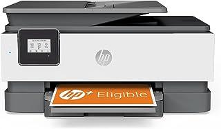 HP OfficeJet 8012e, Draadloze Wifi kleuren inktjet printer voor thuis (Printen, kopiëren, scannen) Inclusief 6 maanden Ins...