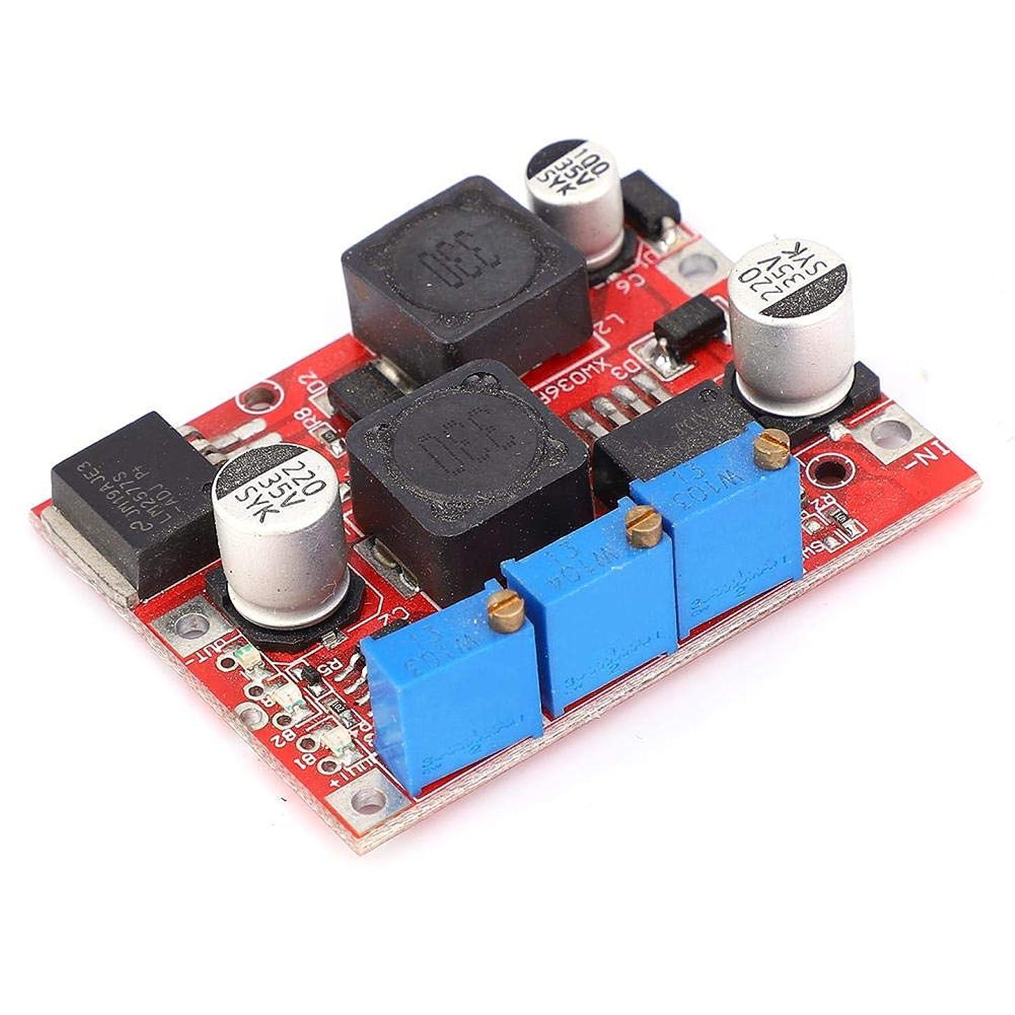 洗う鋭く傷つきやすい自動ブースト/バックコンバータモジュール、可変電圧モジュールパワーアップ/ダウンモジュール