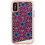 Case-Mate iPhone X Case - Brilliance - 800+ Genuine Crystals - Protective Design...