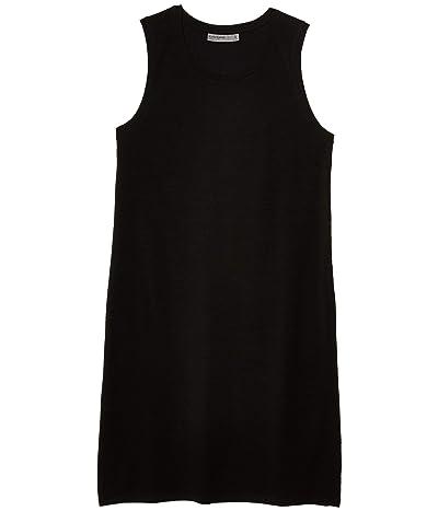 Icebreaker Yanni Sleeveless Dress (Black) Women