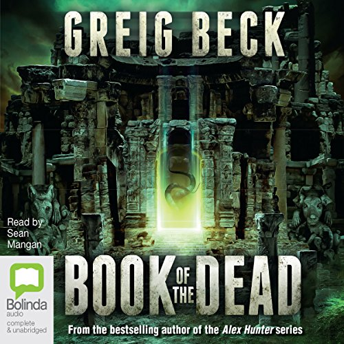 Page de couverture de Book of the Dead