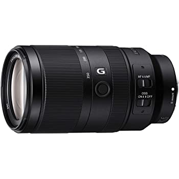 ソニー 標準ズームレンズ E 70-350mm F4.5-6.3 OSS ソニー Eマウント用レンズ(APS-Cサイズ用) SEL70350G
