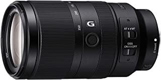 ソニー SONY 標準ズームレンズ E 70-350mm F4.5-6.3 OSS ソニー Eマウント用レンズ(APS-Cサイズ用) SEL70350G