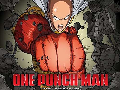 One Punch Man Anime series