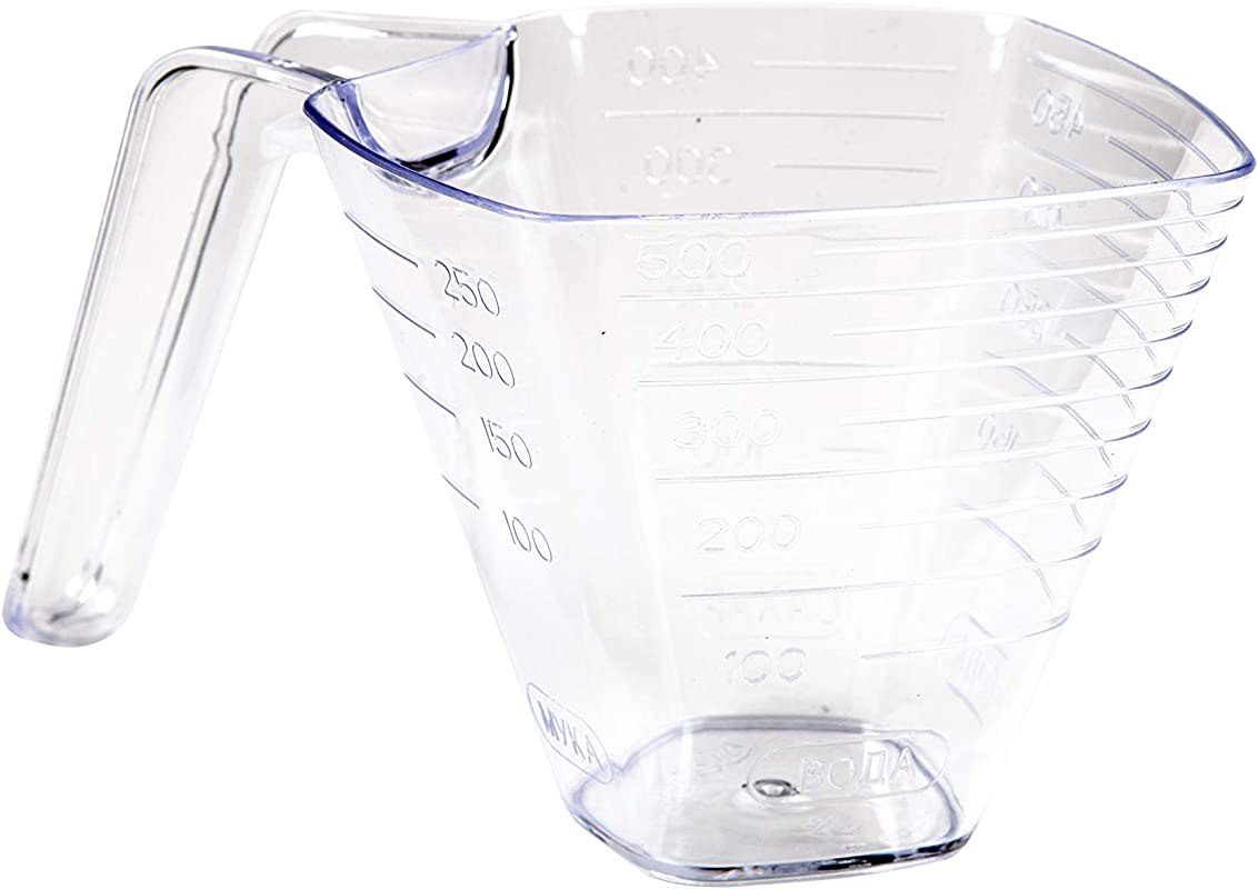 BEROSSI Alt Measuring Cup In Milliliters And Grams 0 5L