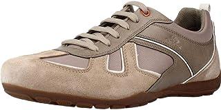 Geox RAVEX U923FD Herren Low-Top Sneaker,Männer Halbschuh,Sportschuh,Schnürschuh,atmungsaktiv