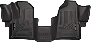 Husky Liners 18771 Black Weatherbeater Front Floor Liners Fits Transit-150, Transit-250, 2015-19 Ford Transit-350
