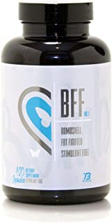 Bombshell Fat Fighter™ – NO. 1 - Stimulant Free, Metabolism Boosting, Stress Reducing, Caffeine- Free Formula for All Day Fat Loss and Appetite Suppression