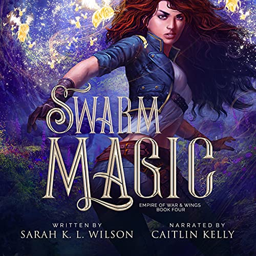『Swarm Magic』のカバーアート