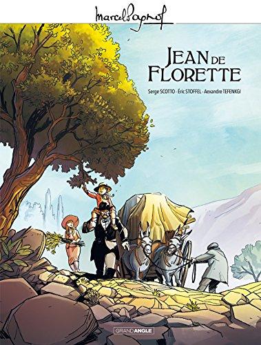 M. Pagnol en BD : Jean de Florette - vol. 01/2