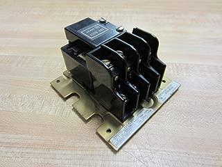 Allen Bradley 709TOD Starter Series K Missing Overload Relays 69A27