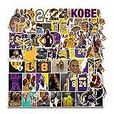 PMSMT 50/75 STK. Basketball Aufkleber Kobe Bryant wasserdichte...
