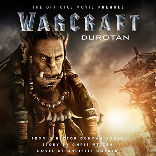 Warcraft: Durotan cover art