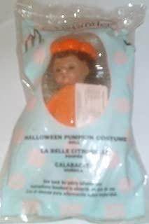 Madame Alexander Doll - Halloween Pumpkin Costume - McDonald's 2003 #05