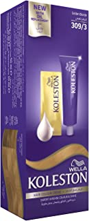Wella Koleston Color Cream Semi-Kit - Golden Blonde 309/3