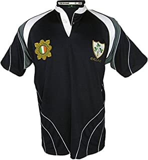 Silky Sullivan Rugby Collection Men's Irish American Police/Garda Rugby Jersey