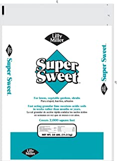 Lilly Miller Super Sweet Fast Acting Granules /25lb 100099184
