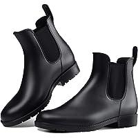 DAWAN Women's Anti-Slip Rain Boots