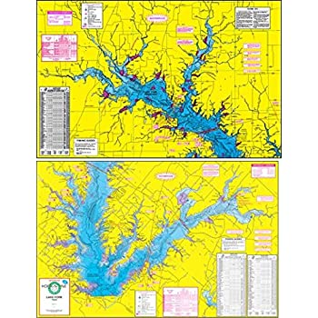 map of sam rayburn lake Amazon Com Topographical Fishing Map Of Lake Fork With Gps map of sam rayburn lake