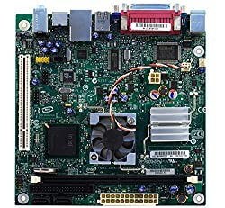 professional Intel Motherboard BOX D945GCLF2Atom Int945GC LGA775 FSB533 DR2 GMA 950 Aud Mini ITX RT D945GCLF2