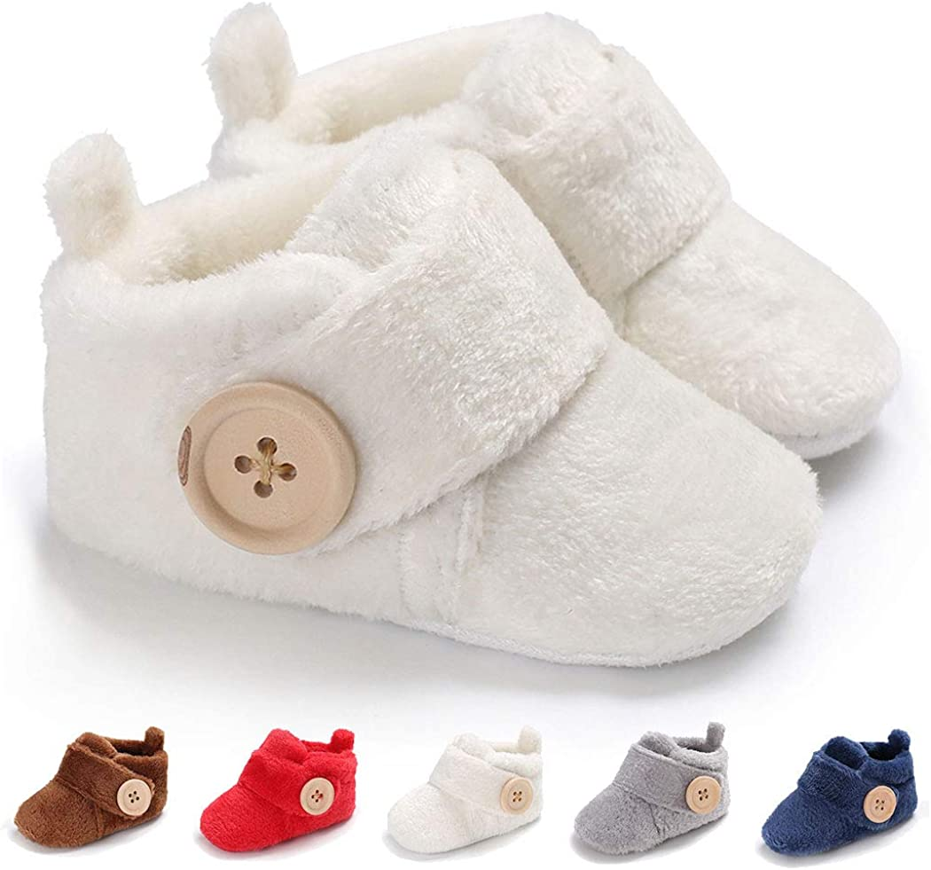 Infant Baby Booties Non Skid Bottom Cheap super special price Socks Ba Warm Winter Bargain sale Newborn