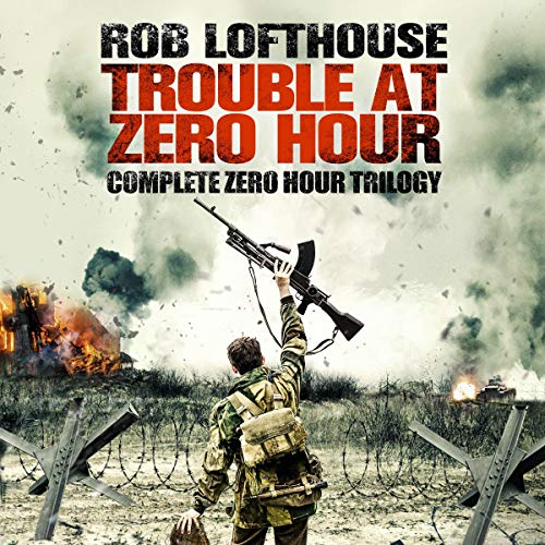 Couverture de Trouble at Zero Hour