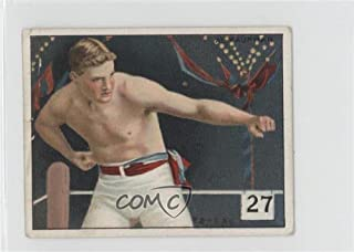 Al Kaufman COMC REVIEWED Poor to Fair (Trading Card) 1910 ATC Champion Pugilists - Tobacco T219 - Honest Long Cut Back #ALKA