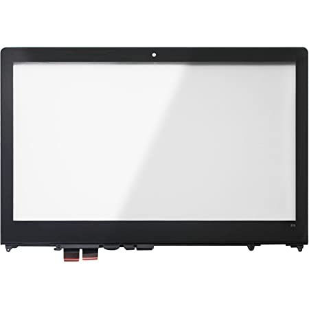 Touch Digitizer Bezel Frame 15.6 FHD LCD Screen Display 80SB, 80VE Touch Control Board Assembly for Lenovo Ideapad Flex 4-15 4-1570 4-1580 // Yoga 510-15 510-15ISK 510-15ikb 80VC
