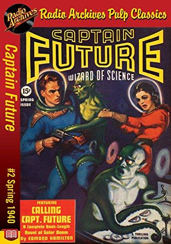 Captain Future #2 Calling Captain Future (English Edition)