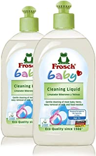Frosch Baby Bottle & Toy Cleanser - 500ml (Pack of 2)