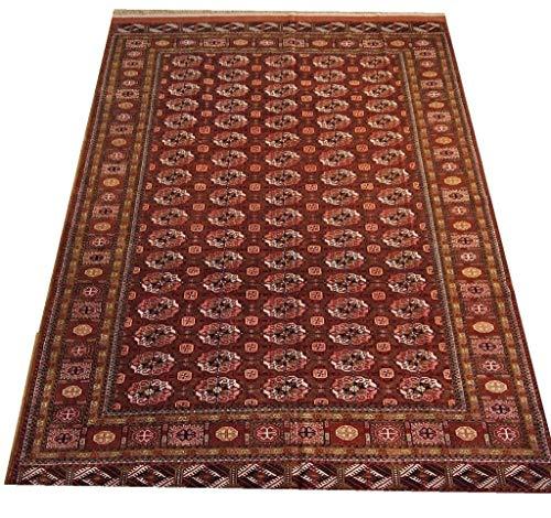 "Babak's Oriental Carpets Royal Khal Mohammad Handmade Afghan Rug 9'0"" x 6'6"""