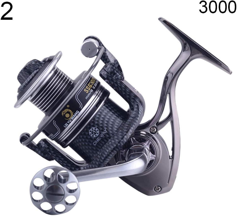 LBgrandspec Fishing Reel,Right Left Changeable Baitcasting Sea Fishing Gear Metal Spool Spinning Reel