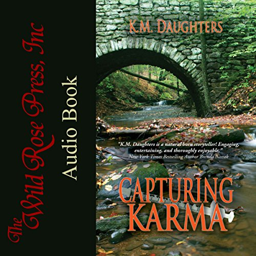 Capturing Karma audiobook cover art