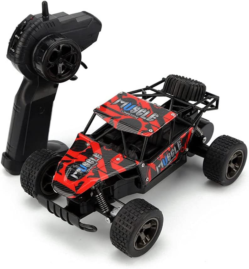 JIANGLL 1 Limited price sale 18 Scale Drift lowest price Off-Road Remote Vacuum Control Car Bigf