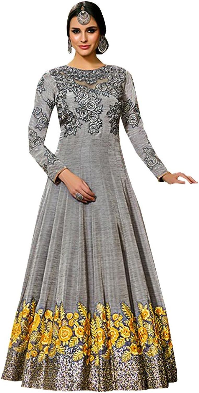 Bollywood Anarkali Dresses for women Salwar Kameez Ceremony Patyala Punjabi 744 5