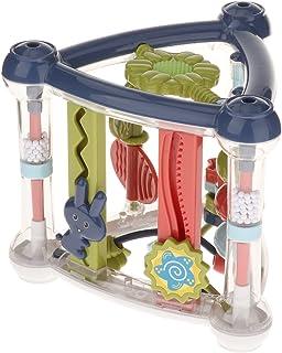 NC Baby Activity Toy Kids Bead Maze Animal Shape Sorter Blocks Rattle Toy