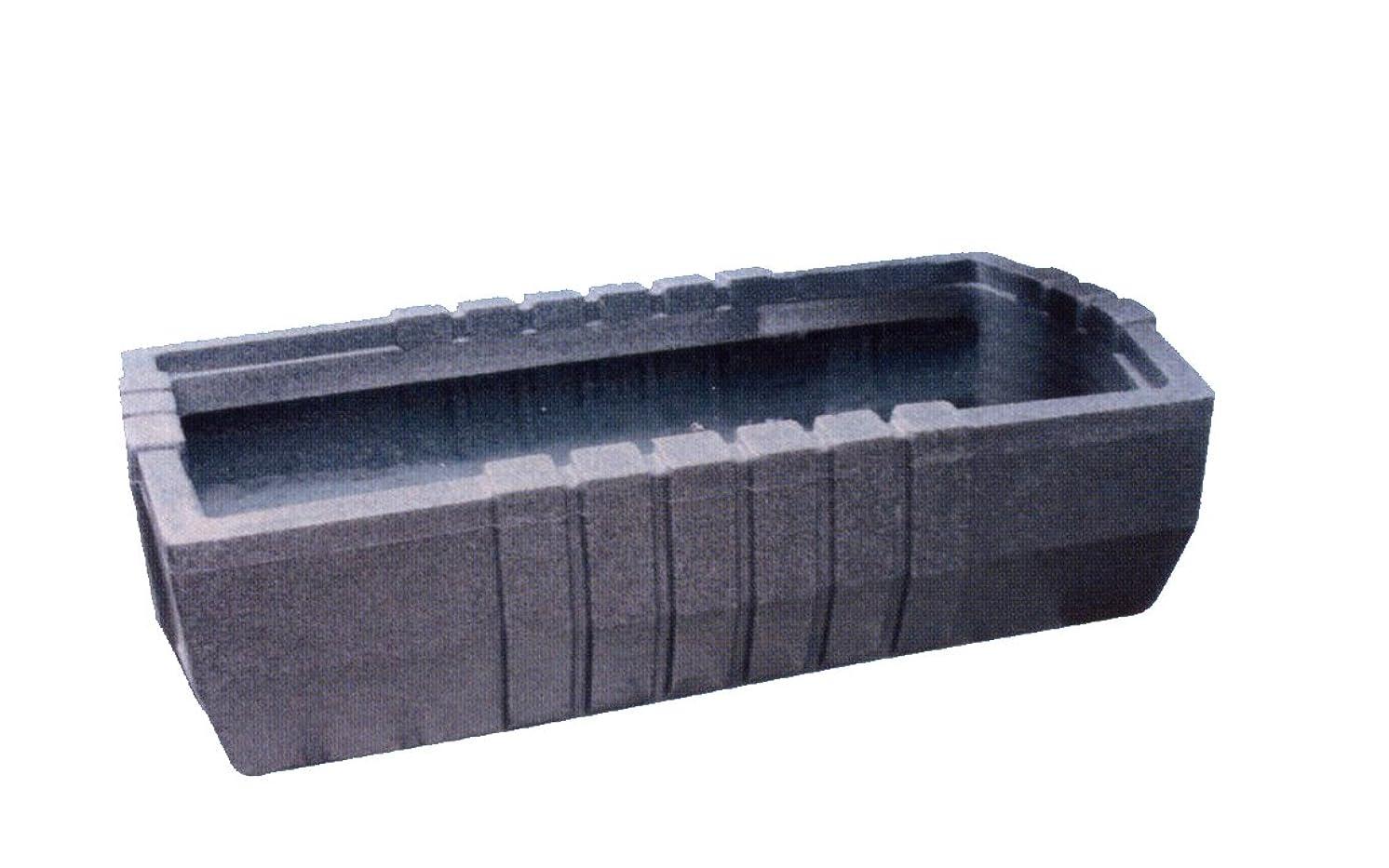 素晴らしさ文房具サラダタカラ工業 みかげ調プラ池 RC185