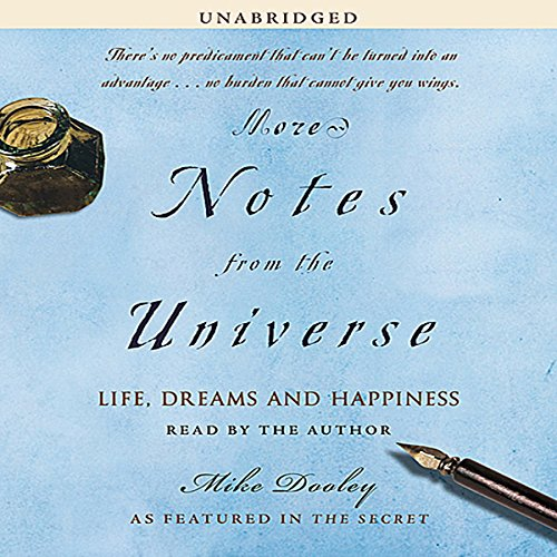 More Notes from the Universe audiobook cover art