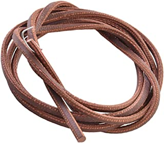 #N/A Naaimachine riem riem 114,5 cm lederen riem leer aandrijfriem voor huishouden naaimachine Ø 5mm