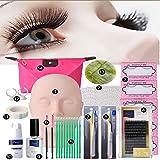 Zinnor Makeup Mannequin Head Set