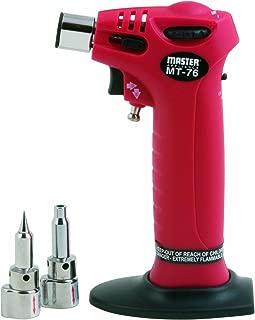Master Appliance, MT-76, Microtorch, 2500 F, Butane, w/ 2 Tips