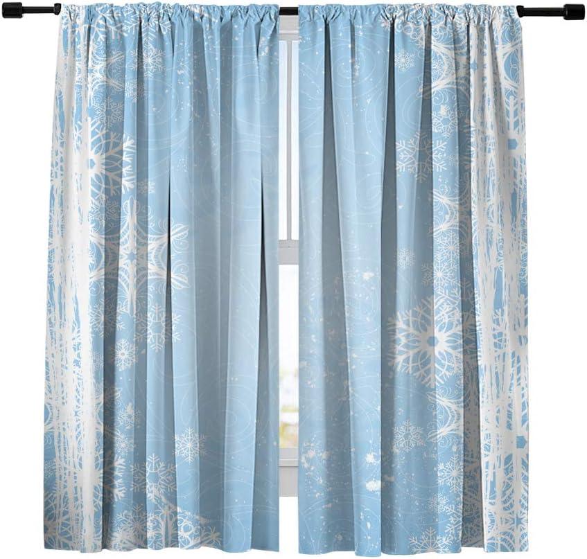 マート Miblor Window Treatments 売れ筋ランキング Blackout Curtains Bedroom Living Ro for
